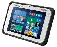 Panasonic launches latest FZ-M1 MK2 mobile tablet, with new applications and showcases new mobile payment innovation at Retail Business Technology Expo