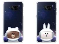 LINE FRIENDS Accessories Come to Galaxy S7 and S7 edge