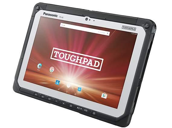 Panasonicвыпустилновыйполностьюзащищенный10,1-дюймовыйпланшетToughpadFZ-A2наОСAndroid