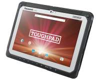 Stunning makeover for Panasonic's Toughpad, a Fully Rugged AndroidTM 10.1-inch tablet