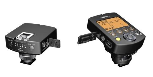 Sonywprowadzanowy,radiowysystemsterowaniaoświetleniemprzeznaczonydlaużytkownikówsprzętufotograficznegoseriiα