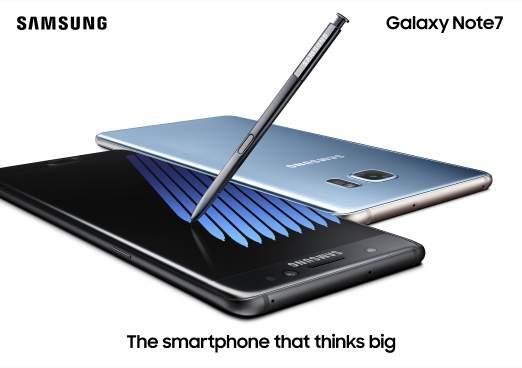 SamsungpředstavujeGalaxyNote7–telefonstvořenýprovelkévěci