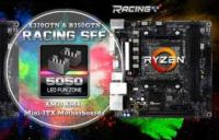 BIOSTAR Debuts World's First and Only Mini-ITX Motherboard for AMD RYZEN